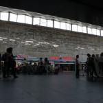 Am Bahnhof