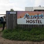 Sicherlich die freundlichsten Hostelwirte in ganz Russland