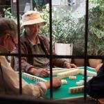 Mahjongg - das Nationalspiel. Wir kommen den Regeln immer naeher.