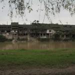 Unser Hotel direkt am Fluss