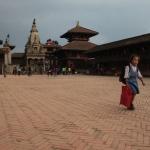 Durbarsquare in Bhaktapur