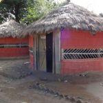 Klassenzimmer der Dorfschule