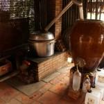 Reiswhiskyherstellung